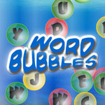 Word Bubbles game logo